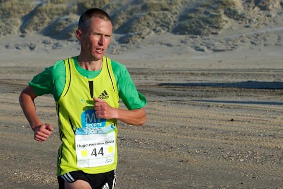 PWN Egmond halve marathon