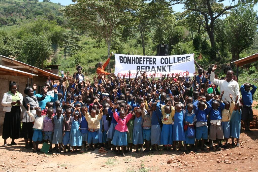 Kibet 4 kids bonhoeffer